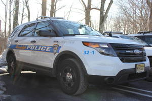 March Police Blotter Includes Warrants and Accidents
