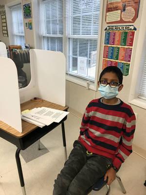 "Cedar Hill Prep Student wins Scholastic's ""Make a Difference"" Essay!"