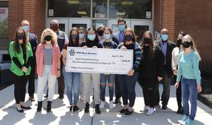 """""""Pledge to Practice"""" Raises Over $6,000 Raised for South Plainfield Community and Music Students"""
