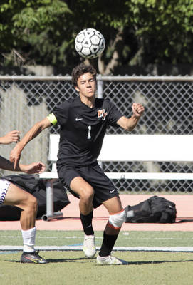 Middletown North Lions:  Boys Soccer Team Stands Tall Versus Fierce Competition