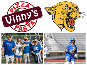 Vinny's Pizza & Pasta Cranford Senior Athletes of the Week: Kaylee Szekeres & Pat Benderoth
