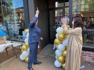 Chatham Celebrates Grand Reopening of Fleur de Sel Patisserie/Bistro with 'Paris in the Spring' Ribbon Cutting