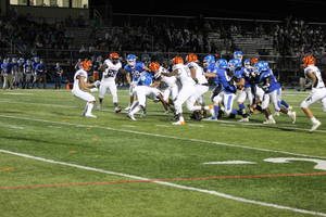 Barnegat Drops First Game On The Road Against Shore Regional