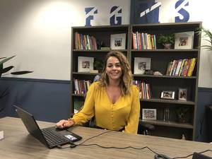 Melissa Gurreonero is the new principal at Forest Glen Middle School in Coral Springs.