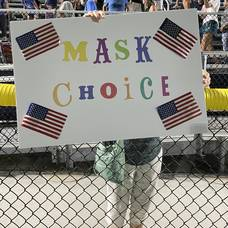 Mask Mandate Brings Parents to Sparta Board of Education Meeting