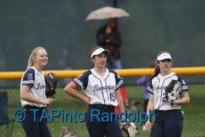 Randolph Softball Comes up Short Against Sparta; Bounces Back to Defeat West Morris