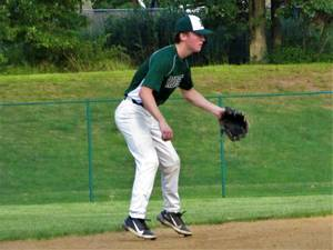 Ridge Baseball Team Clinches First Place in HSDL