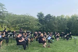 WATCH: Hazlet Pops First Performance at Veterans Park a Success
