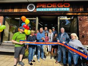 Madison Welcomes New Business to Town; Pedego Madison Opens