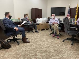 Sussex County Board of Election  Questioned About Poll Workers, Funding