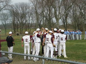 Newton Baseball Team Adds Another Win to Record, Defeating Paramus