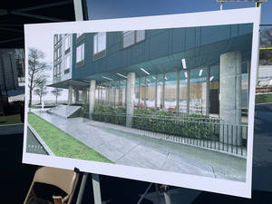 Plainfield Breaks Ground at 1000 North Avenue (Video)