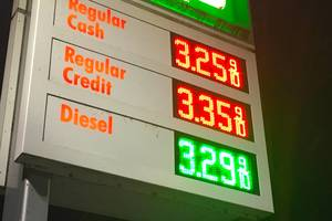 Gas Prices Spiking in Summit; How Local Cost to Fill Up Compares to Rest of NJ