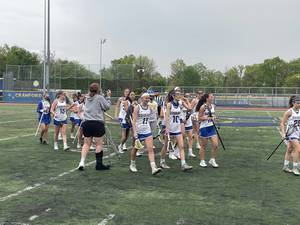Girls Lacrosse: Cranford Hands Villa Walsh First Loss of Season, Jump to 2nd Place