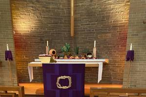 Faith Lutheran Holds Holy Thursday, Good Friday, Easter Services Online