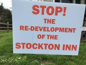 Stockton Not Moving Forward With Redevelopment of Stockton Inn