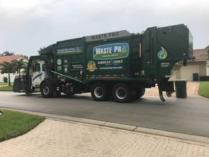 Waste Pro, Coral Springs' trash hauler, has missed trash pick up at more than 80 communities in July.