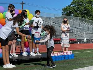Fair Lawn Virtual Pre-School Class Graduates In-Person