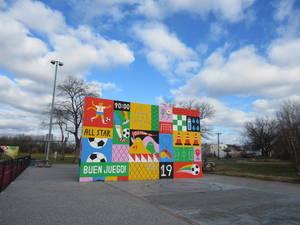 Neighbors Brainstorm a New Mural for Camden's Cramer Hill