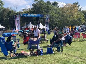 Scenes from Plainfield's House Music Festival