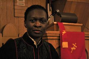 Rev. Dorothy Patterson