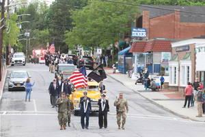 Photos: Katonah Memorial Day Parade