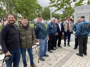 Glen Rock Memorial Day Service Honors Local Veterans