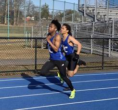 Track and Field:  Double Winners Cooper and Thomas Spark  Union Catholic vs. SPF
