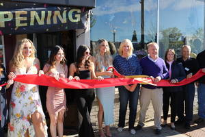 New Salon Opens on South Ave. in Downtown Westfield