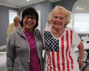 Sparta Senior Center Hosts WISE Program