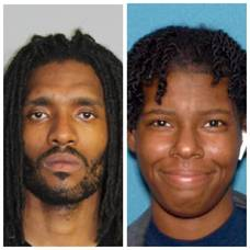 Yasir Harrison, 32, and Jala Long, 21, have both been charged in connection with the Saturday shooting death of Raquan Bass.