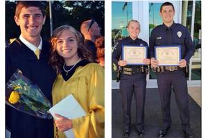 Southern Regional High School Sweethearts Graduate Together Again-This Time From Police Academy