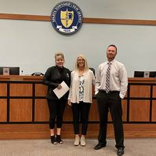 Sparta High School Varsity Coaches, Teams and Unified Program Honored by Township Council
