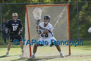Novak, Holland, Rotola Lead Randolph Boys Lacrosse Over Pope John to Clinch Division Title
