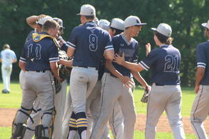 Warriors Outlast Westfield and the Weather,  4-1; Advance to Sectional Final