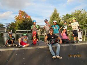 14th Annual Fall Skateboard Clinic Grinds into Clark