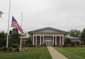 Flags Will Be Flown at Half Staff through August 30 in Sparta