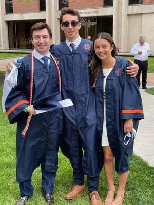 OG Glen Rock Students Graduate from Syracuse University