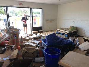 Raritan's Feeding Hands Food Pantry Dealing With Complete Loss of Equipment, Food After Ida