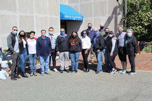 Hawthorne Pride Alliance Clothing Drive Breaks Previous Records