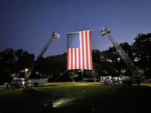 Holmdel Commemoration of the 20th Anniversary of 9/11