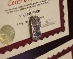 Jersey City Welcomes 25 New Firefighters, Grows Department to 650 Members