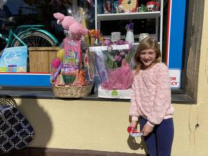 The Winners of Madison's Easter Fun Fest are........