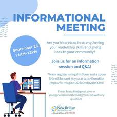 Young Professionals of Bergen New Bridge Medical Center Foundation to Hold New Member Interest Meeting on Sept. 26