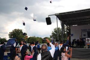 Thomas Edison EnergySmart Charter School Graduates Inaugural Class