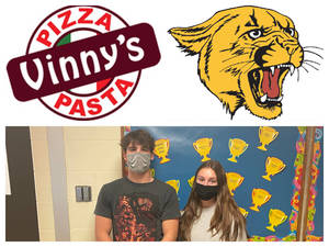 Vinny's Pizza & Pasta Cranford Athletes of the Week: Kelly Anderson & Colin Murray