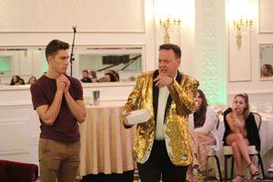 Hawthorne Pride Alliance Performs 'My Big Gay Italian Wedding' at Macaluso's for Scholarship Fundraiser