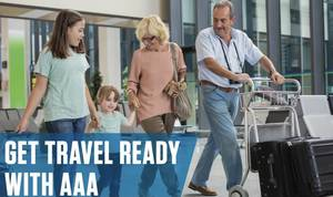 Middletown's trusted AAA can make your next airport security check a breeze. Sign up for AAA precheck today.