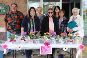 South Plainfield Senior Center Celebrates Mother's Day in Style