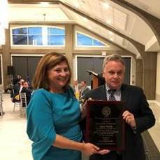 Rep. Chris Smith Earns Federal Legislator of the Year From  Constitutional Officers Assoc. of NJ